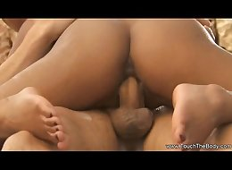 Nuru Massage For His Body