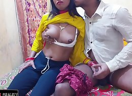 Indian Bhabhi Fuck By Lover On Bhabhi's Anniversary